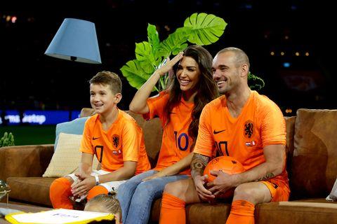 holland  v peru   international friendly