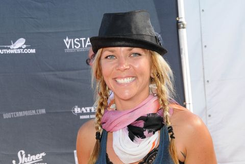 """Mythbusters presenter Jessi Combs dies in """"horrific accident"""""""