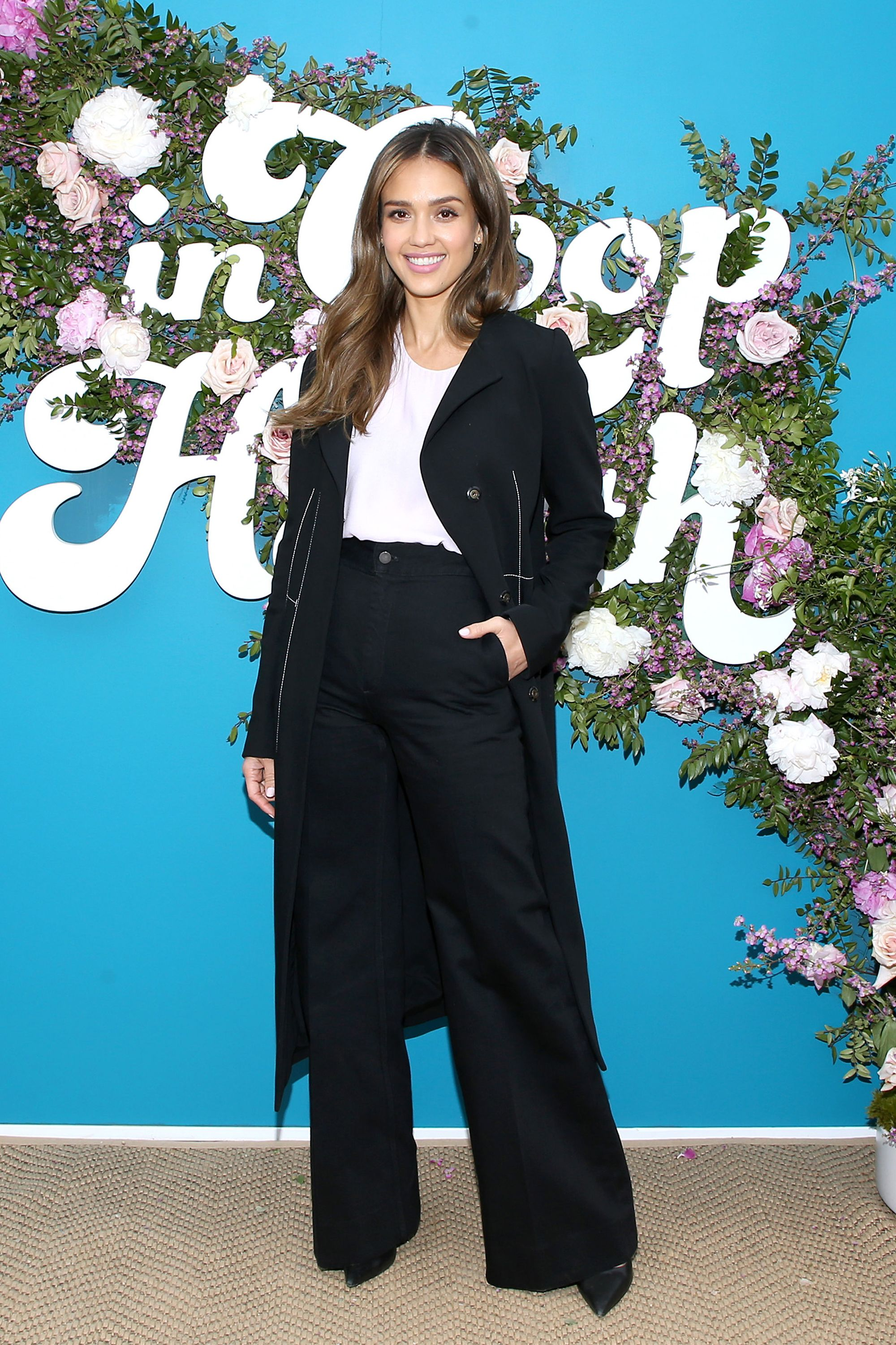 Jessica Alba Reveals Why She 'Stopped Eating' As A Young Actress