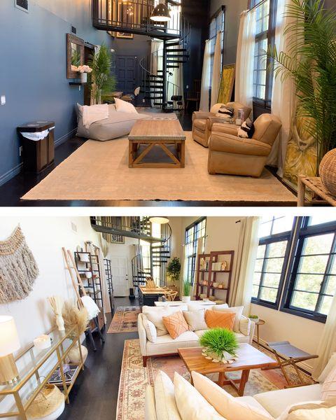 jessica alba amazon home studio makeover