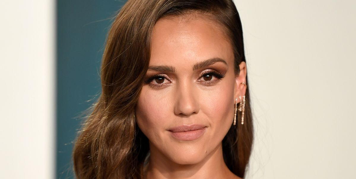 Jessica Alba has shared how she stays in shape