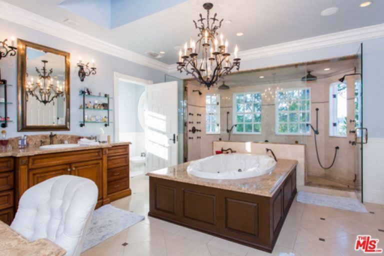 Worship master bathroom