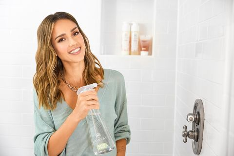 jessica alba honest cleaning collection