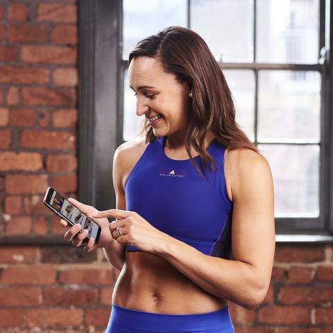 jessica ennis-hill watch sport - women's health uk