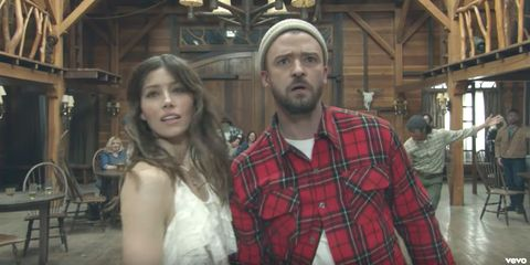 Jessica Biel Is the Best Part of Justin Timberlake s