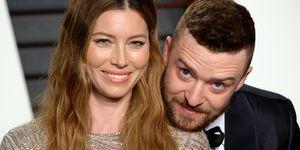 Jessica Biel y Justin Timberlake complices