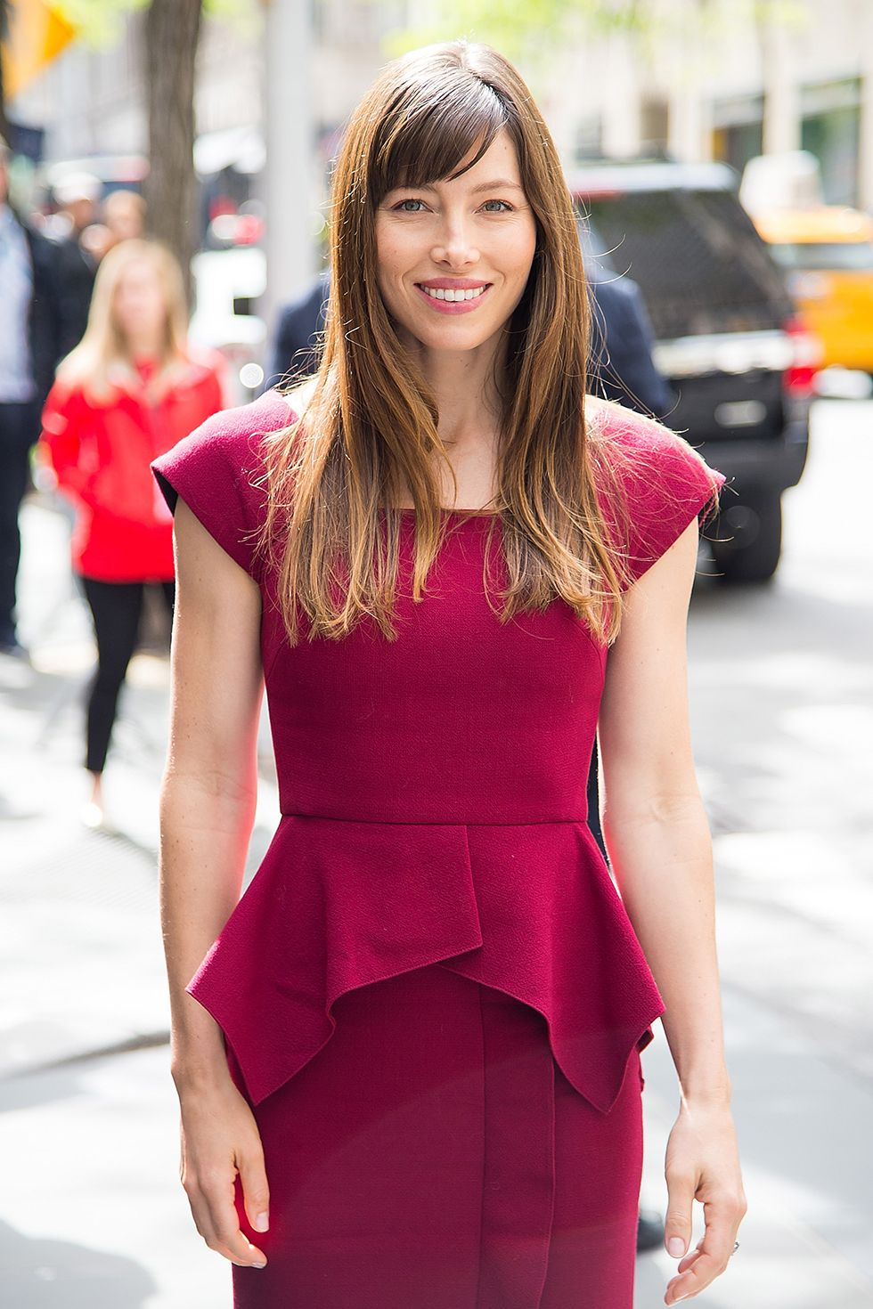 Jessica Biel Says Yoga Helped Her Find Herself In Her 20s