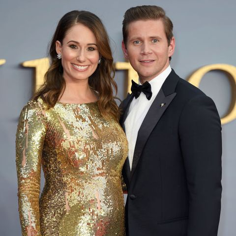 Allen Leech And Jessica Blair Herman Are Expecting Their First Child