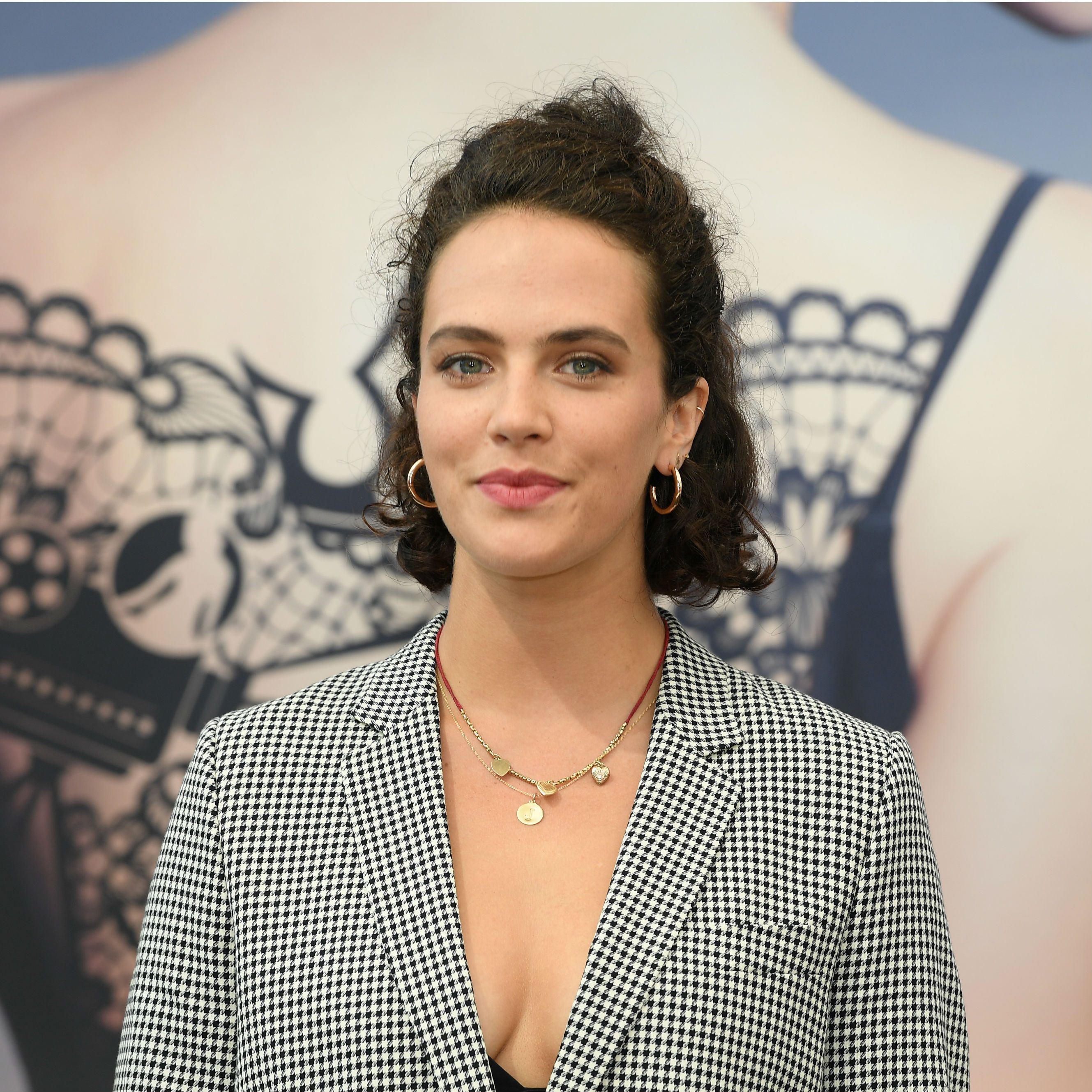 """Downton Abbey star Jessica Brown Findlay says the show's popularity was """"unexpected"""""""