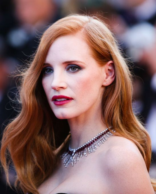 """Jessica Chastain The Oscar-winning actress told W in 2017 that she started eating vegan after noticing she had really low energy (and some cholesterol problems). After she tried eating vegan for two weeks, """"I just had more energy than I've ever had in my life,"""" she said."""