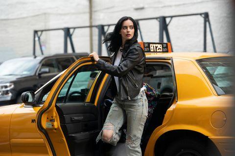 Netflix Cancelled shows - Jessica Jones, Krysten Ritter