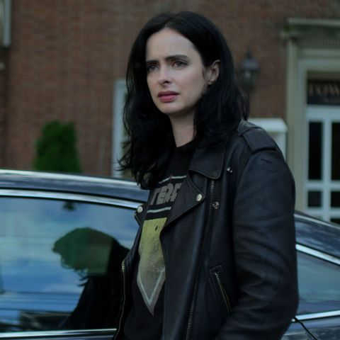 Marvel's Jessica Jones star Krysten Ritter rules out playing the character again