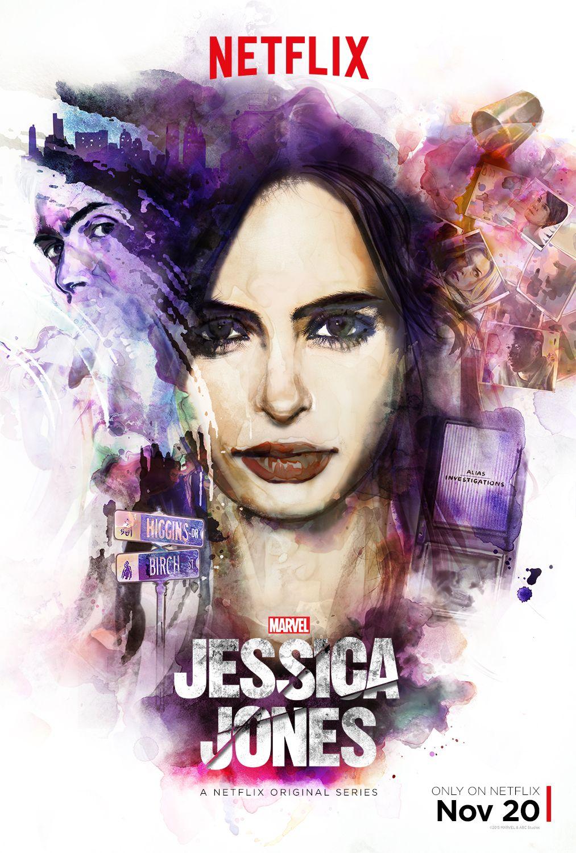 Marvel Netflix Jessica Jones Temporada 1