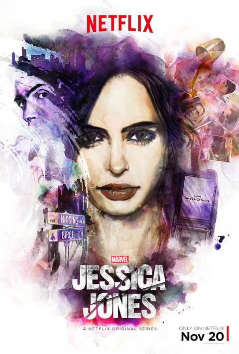 Marvel Netflix Jessica Jones Temporada 1