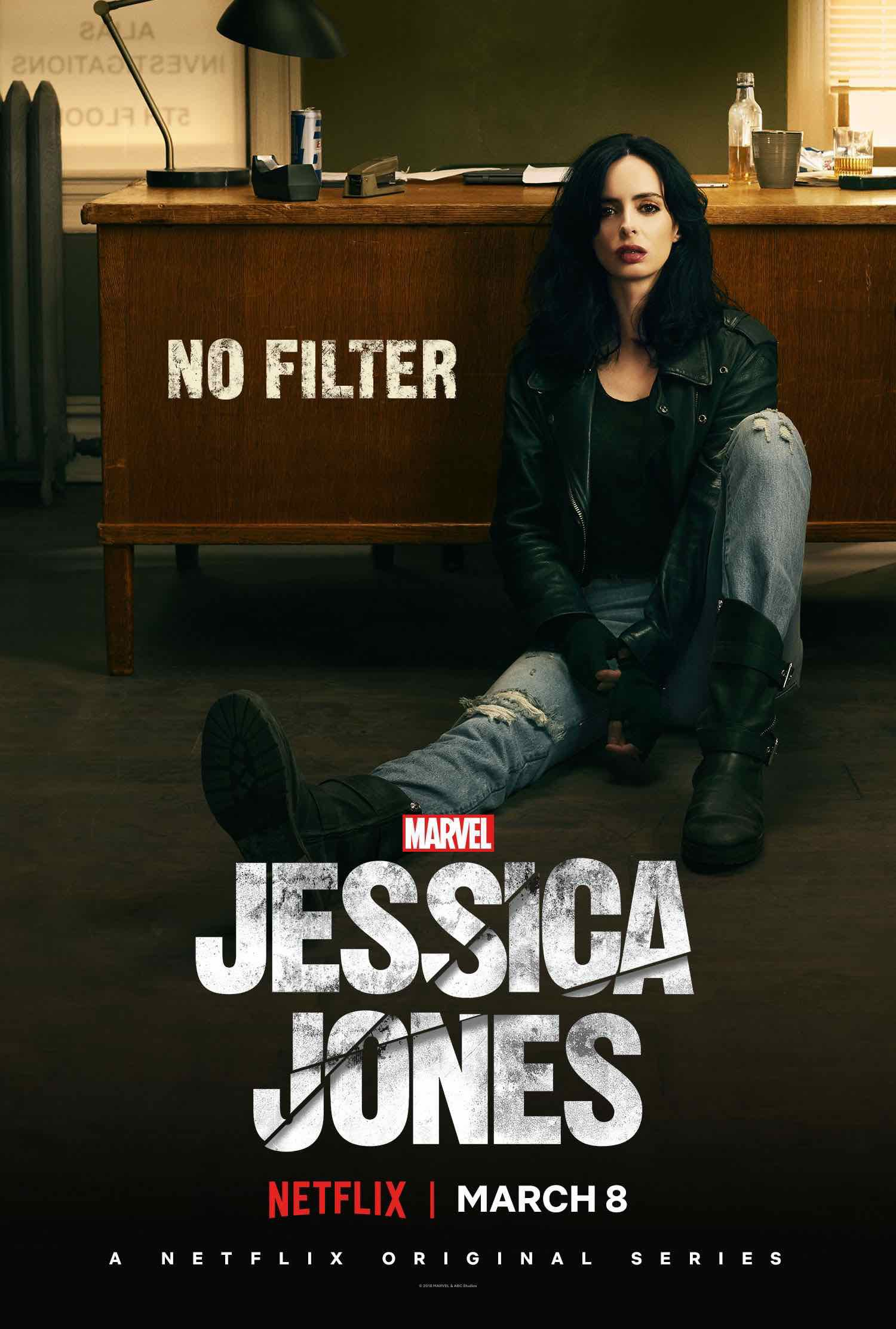 Marvel Netflix Jessica Jones Temporada 2