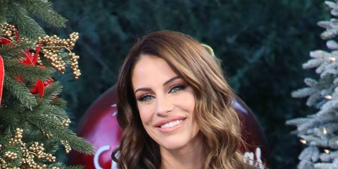 Christmas At Pemberley Manor.Here S Why Jessica Lowndes Of Hallmark S Christmas At