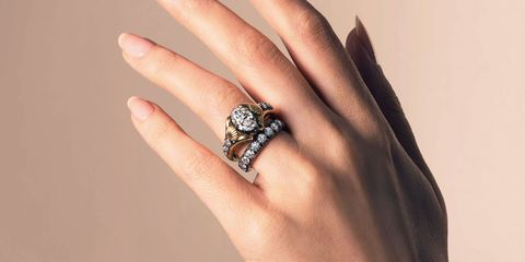 Jessica Mccormack Launches First Signature Engagement Ring Collection