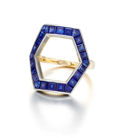Cobalt blue, Blue, Ring, Fashion accessory, Jewellery, Gemstone, Sapphire, Electric blue, Engagement ring, Body jewelry,