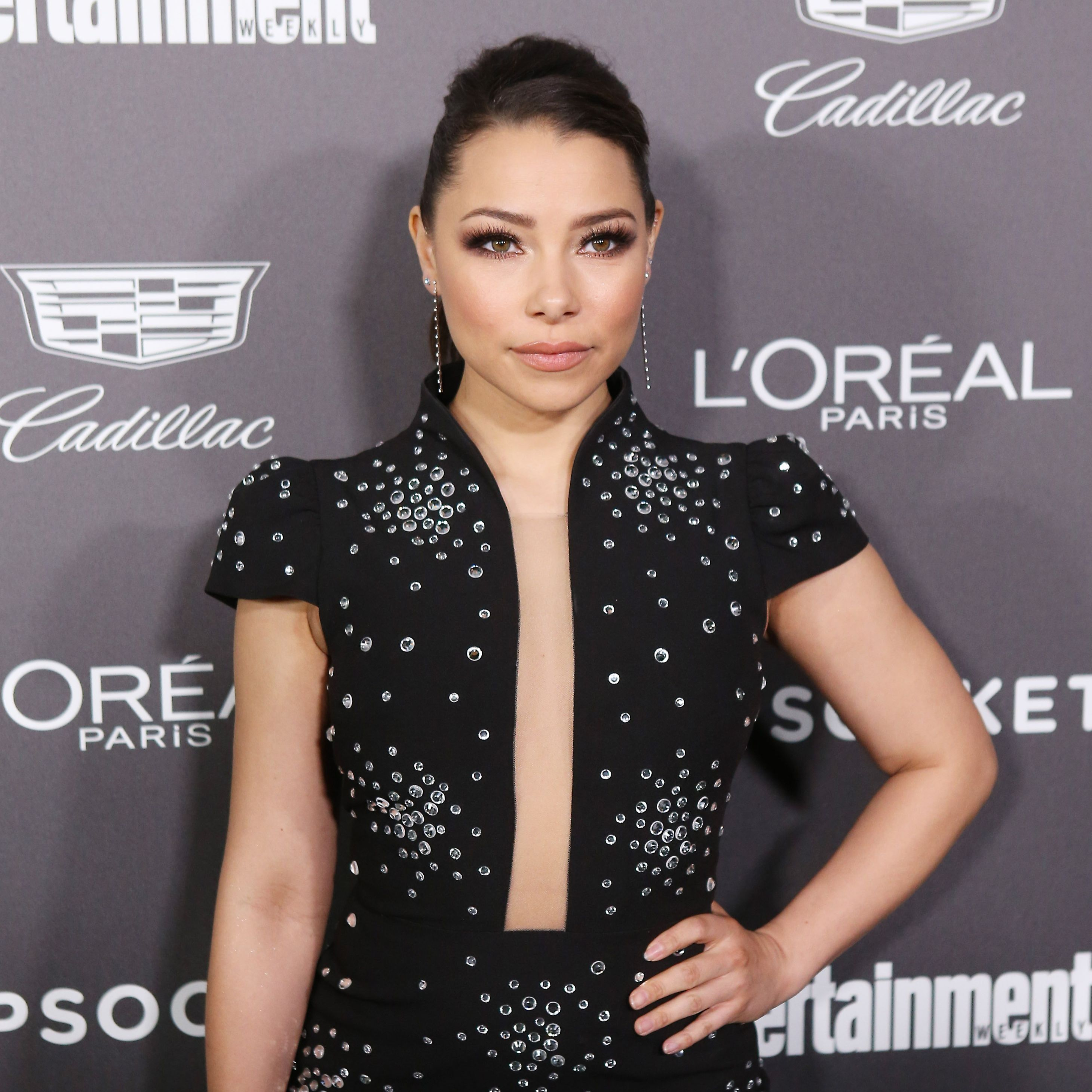 Jessica Parker Kennedy actress