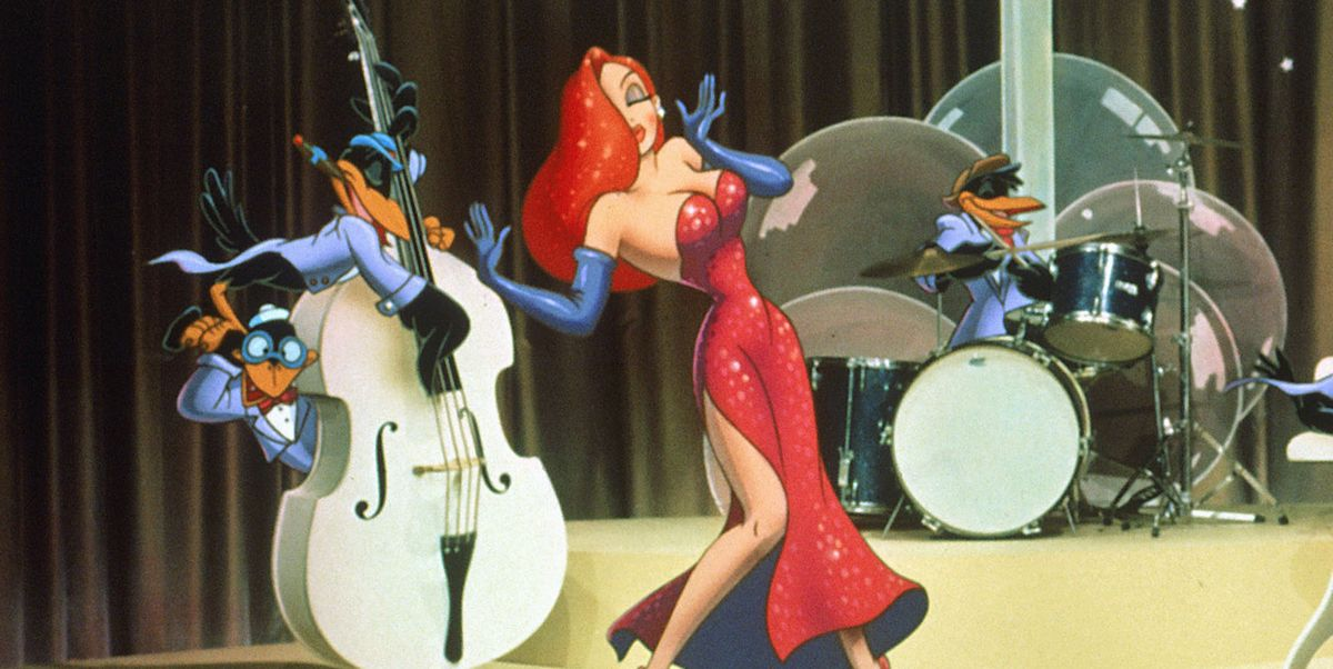 """Disney is giving Jessica Rabbit a modern update """"relevant to today's culture"""""""