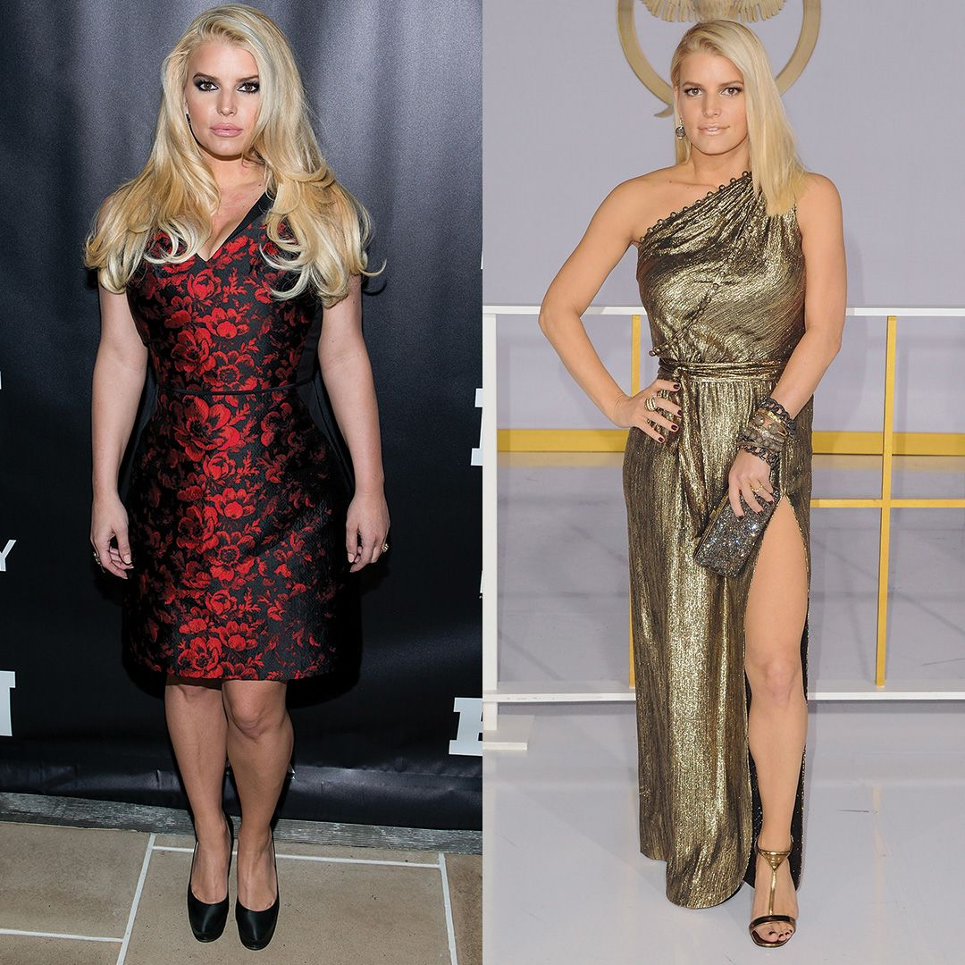 7 Celebs Whove Lost a Ton of Weight