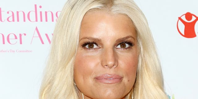Jessica Simpson on overcoming addiction and facing her fears