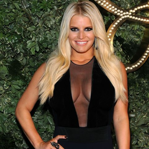 jessica simpson collection   presentation   spring 2016 new york fashion week