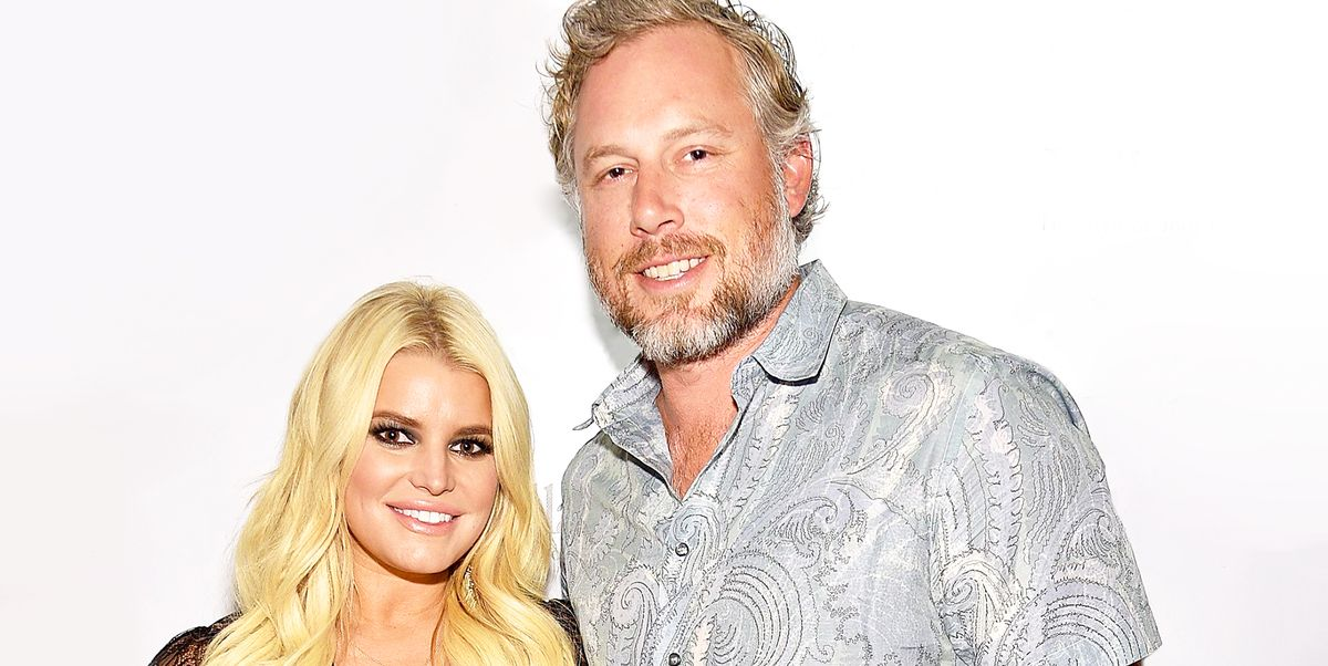 cded118bf24781 Jessica Simpson Is Expecting Her Third Child With Husband Eric Johnson