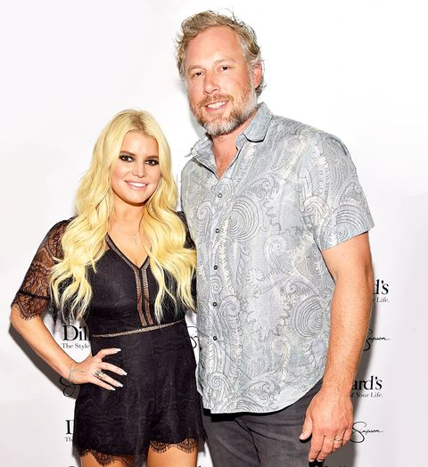 78a7755c2b Jessica Simpson Is Expecting Her Third Child With Husband Eric Johnson