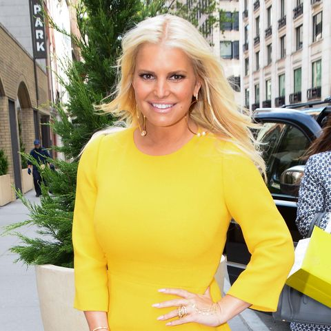 6b8a637ae4b87 Jessica Simpson Gives Birth To Nearly 11-Pound Baby Girl Birdie Mae