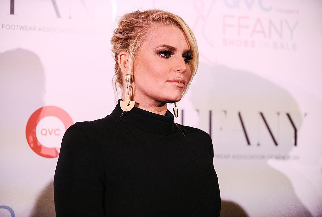 Jessica Simpson Was Mom-Shamed After Posting a Photo of Her 4-Month-Old In a Stroller