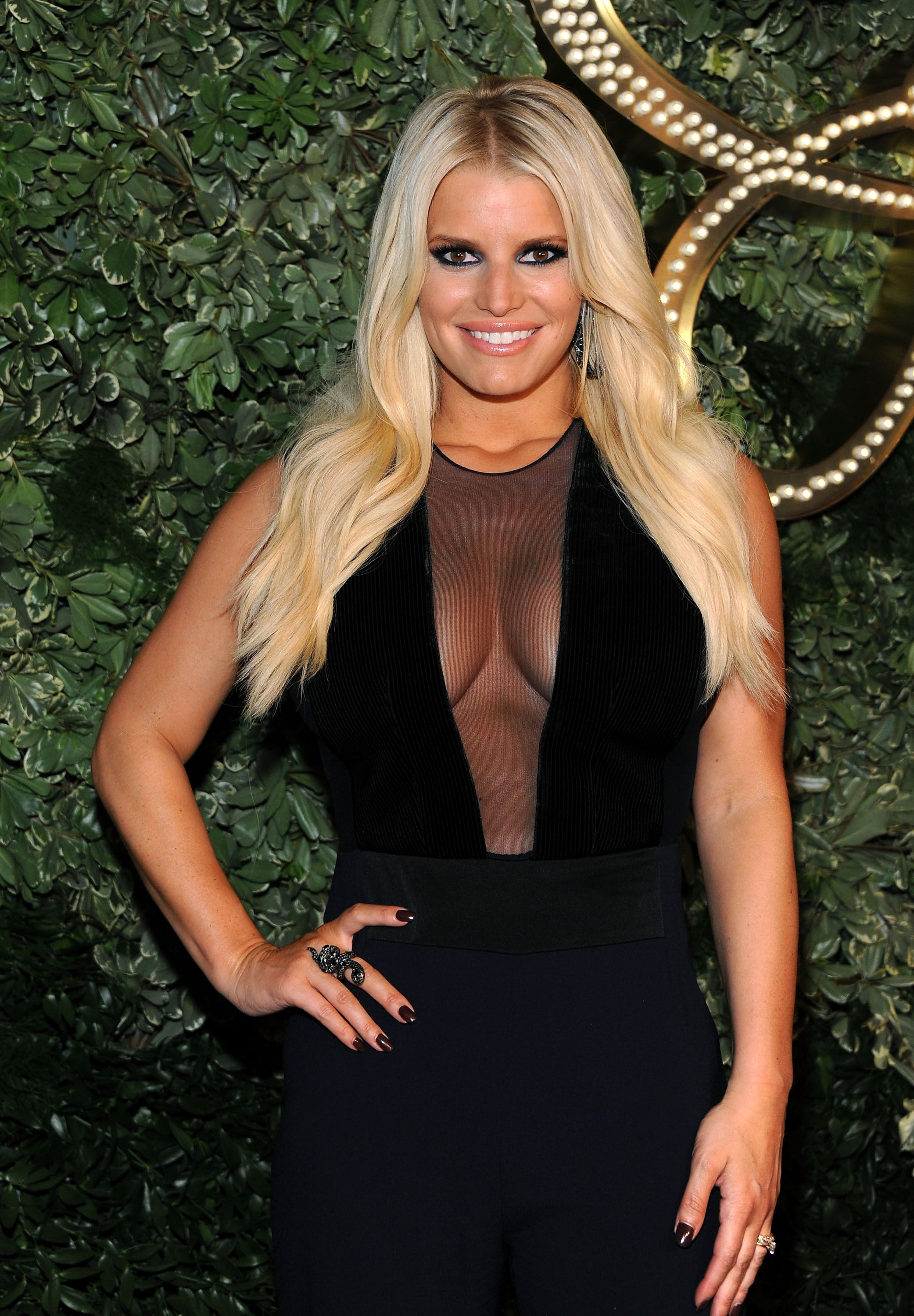 Jessica Simpson Revealed She Hasn't Had A Drink Since She Got Sober In 2017