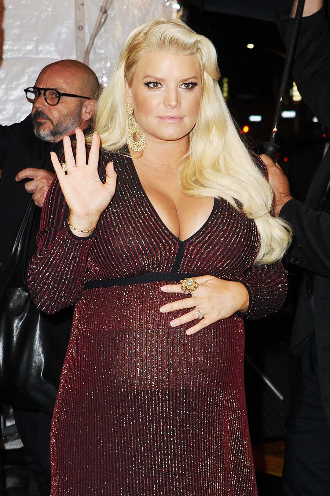 Jessica Simpson Just Got Mom-Shamed Over A Photo Of Her Baby Sleeping On Instagram