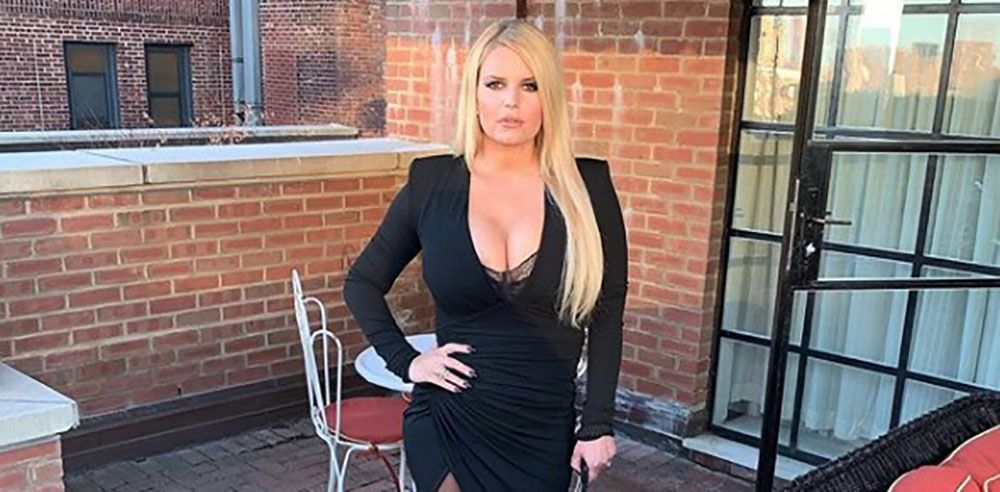 Jessica Simpson Just Responded To Amy Schumer's Comments On Her 100-Pound Weight Loss