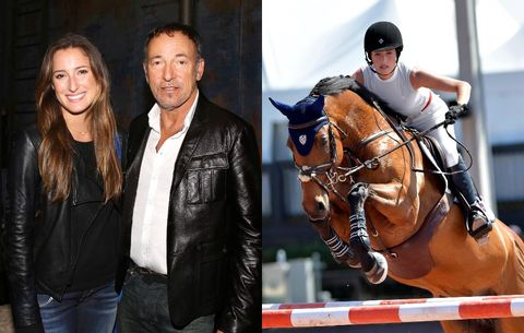 En ocasiones...veo caballos (songs for horses) - Página 2 Jessica-springsteen-bruce-springsteen-fathers-day-1528724185