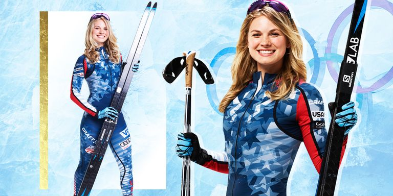 What Olympic Cross Country Skier Jessie Diggins Eats
