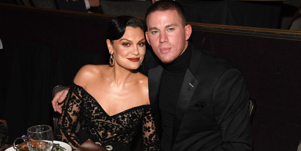 Welp, Channing Tatum and Jessie J Have Split Up Again