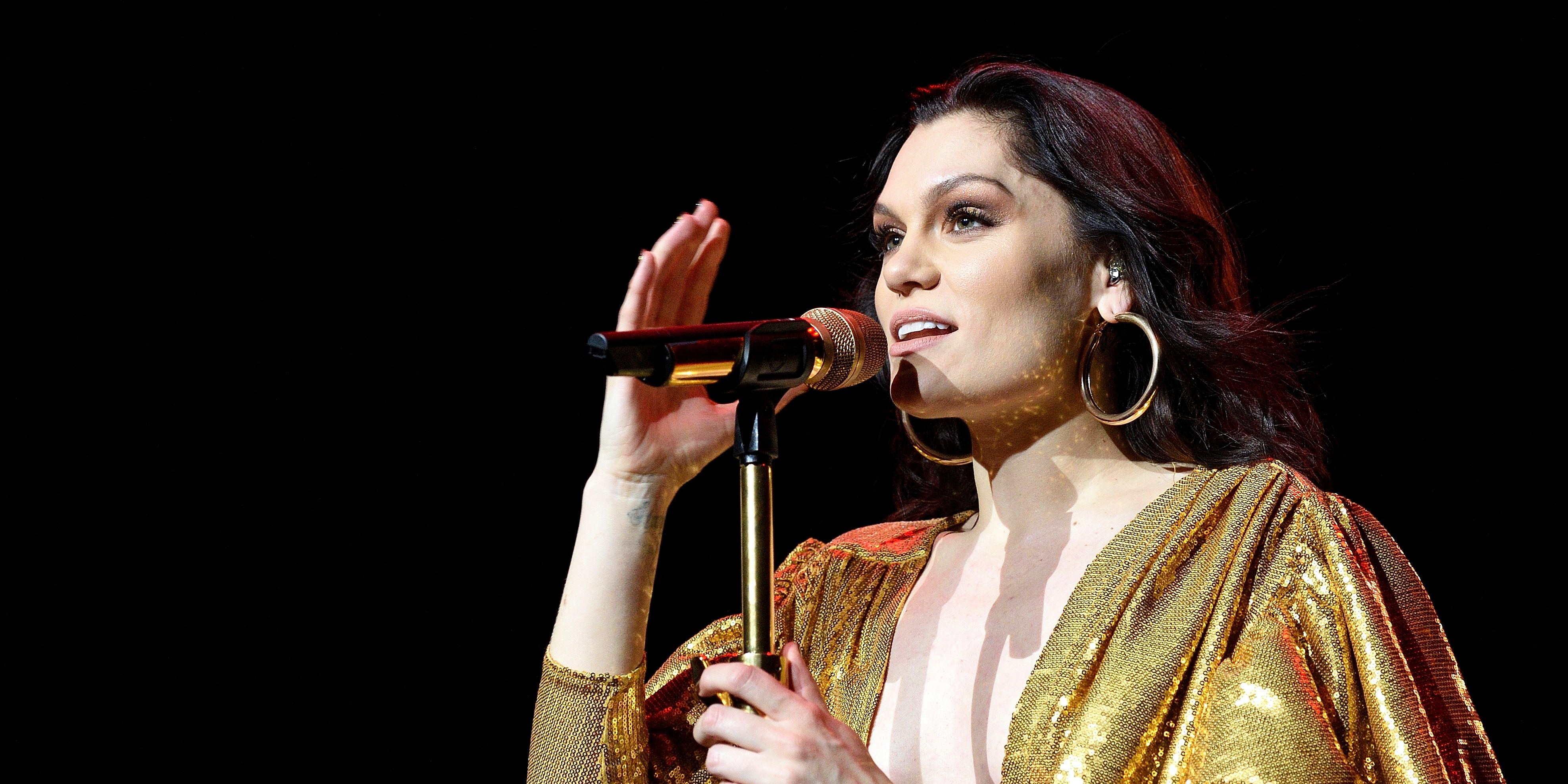 Jessie J Performs At The Royal Albert Hall