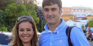 María José Campanario y Jesulín celebran su reboda
