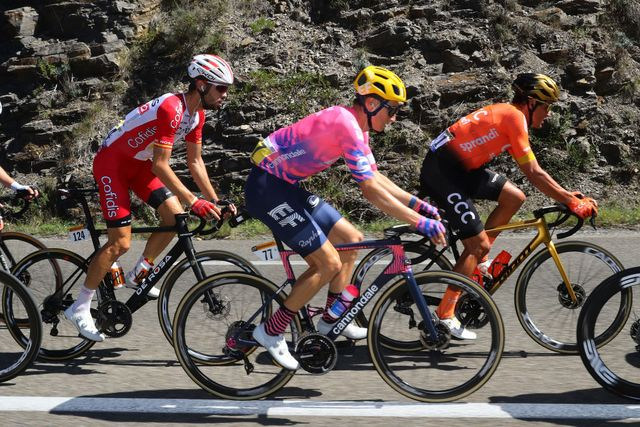 are tour de france riders healthy