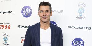 Jesús Vázquez en los 'Premios Hombre del año' de Esquire
