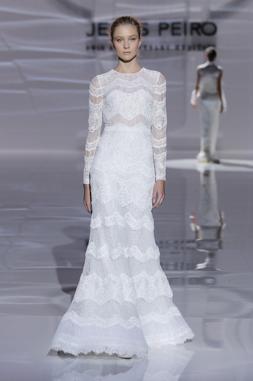 Precios vestidos de novia jesus peiro