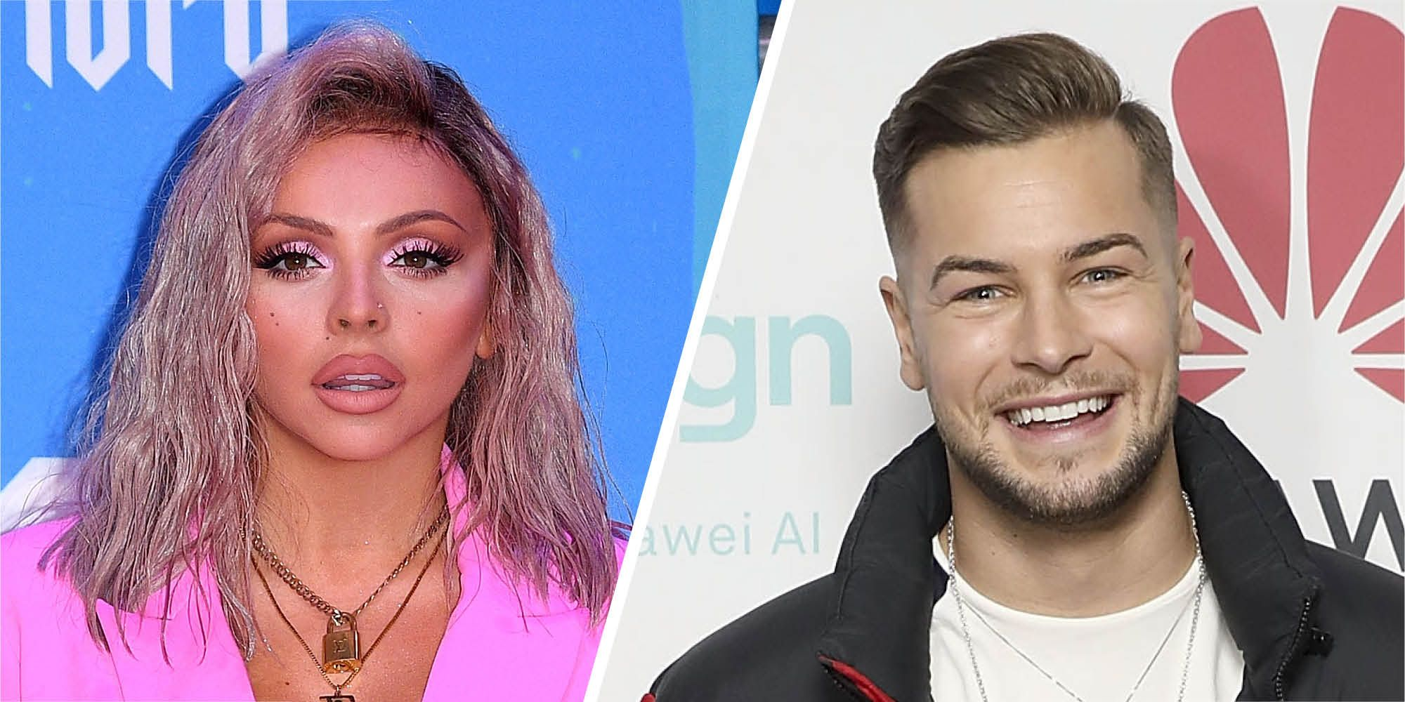 Is Little Mix's Jesy Nelson dating Love Island's Chris Hughes?