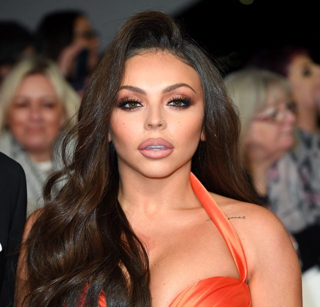 Jesy Nelson just dyed her hair platinum blonde and it looks incredible
