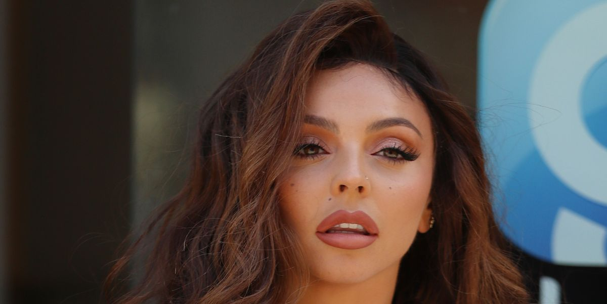 Jesy Nelson's candid post on how she