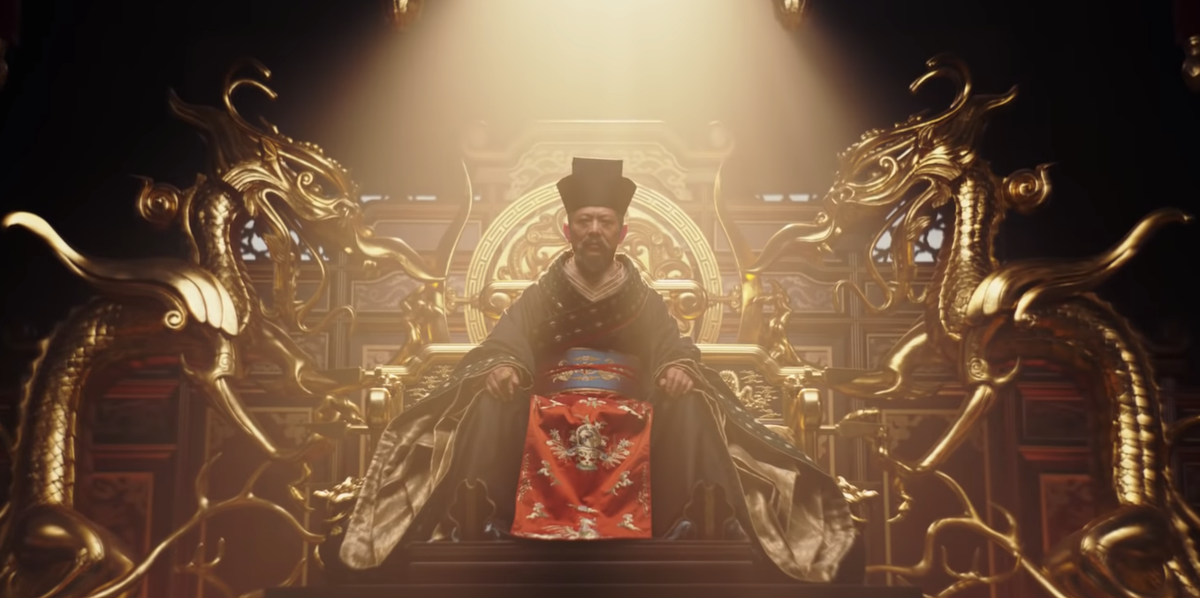 Mulan remake's Emperor is going to get involved in the fight