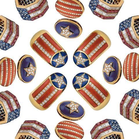 Bulgari Stars & Stripes