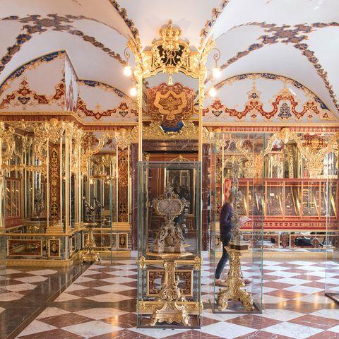 jewel room dresden museum green vault