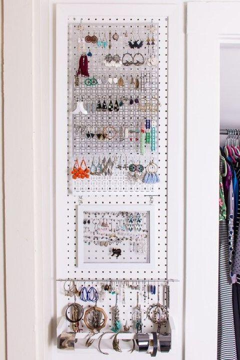 14 Best Jewelry Storage Ideas Diy Organizers