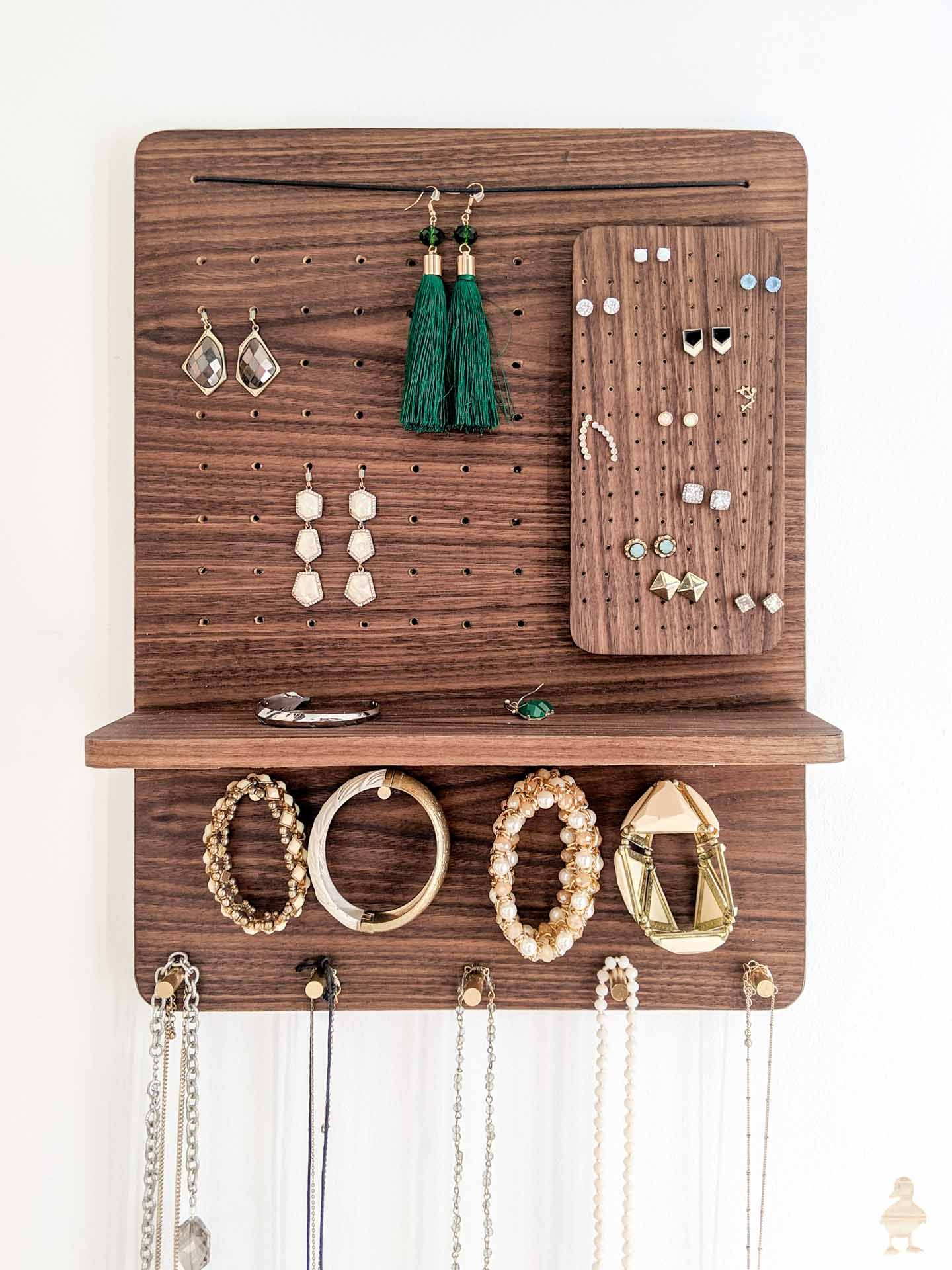 14 Best Jewelry Storage Ideas Diy Jewelry Organizers